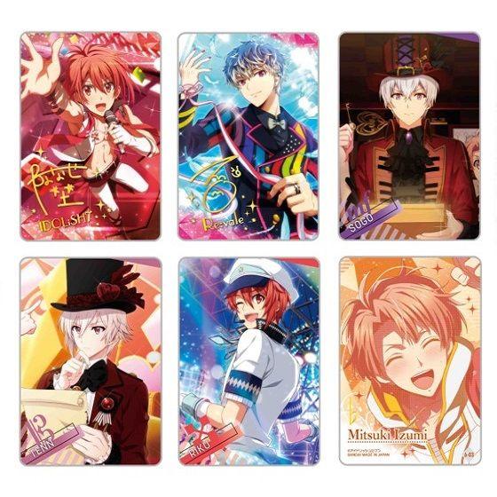 アイドリッシュセブン メタルカードコレクション6