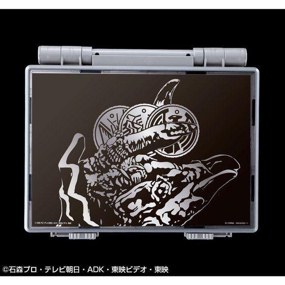 仮面ライダー ブットバソウル オフィシャルメダルホルダー オーズ —X—