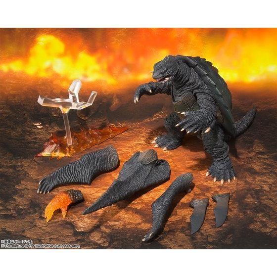 S.H.MonsterArts ガメラ(1999)
