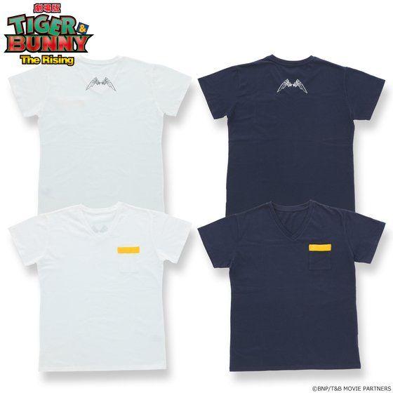 劇場版 TIGER & BUNNY -The Rising- デザインTシャツ ゴールデンライアン アニメ・キャラクターグッズ新作情報・予約開始速報