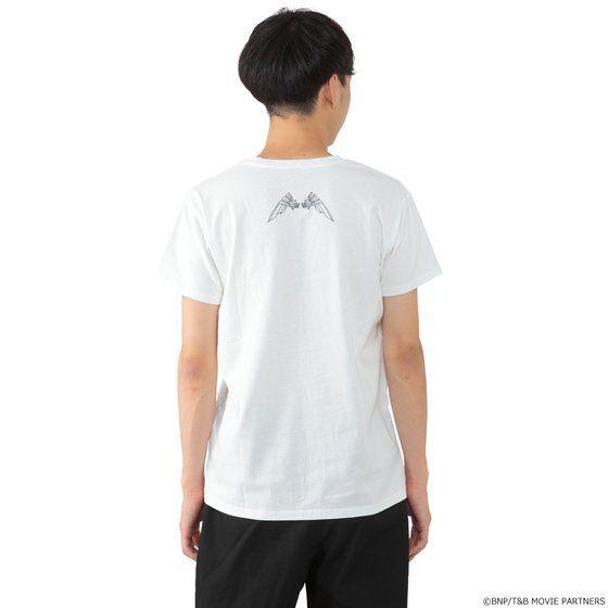 劇場版 TIGER & BUNNY -The Rising- デザインTシャツ ゴールデンライアン