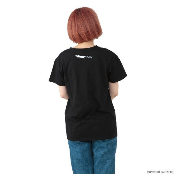 TIGER & BUNNY デザインTシャツ スカイハイ