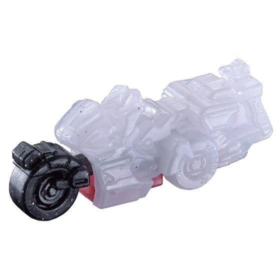 びっくら?たまご ダイヤルファイターVSトリガーマシン入浴剤 3