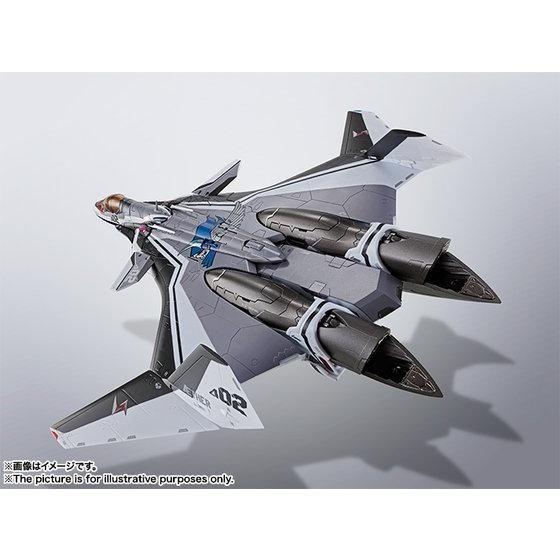 DX超合金 劇場版VF-31F ジークフリード(メッサー・イーレフェルト/ハヤテ・インメルマン搭乗機)