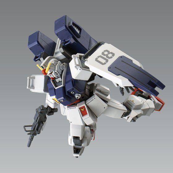 HG 1/144 陸戦型ガンダム(パラシュート・パック仕様)【2次:2018年10月発送】