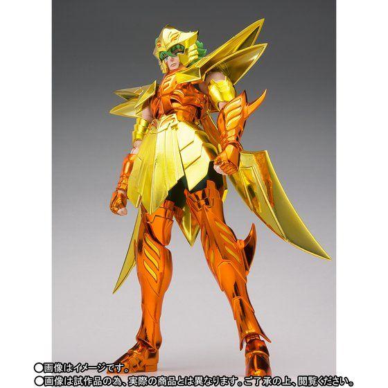 聖闘士聖衣神話EX クラーケンアイザック