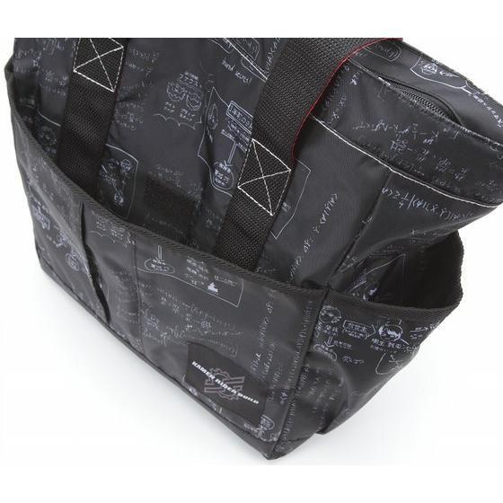 仮面ライダービルド 黒板柄 トートバッグ