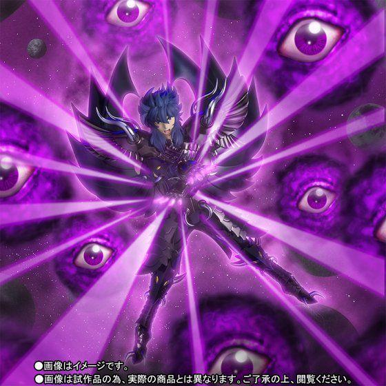 【抽選販売】聖闘士聖衣神話EX ガルーダアイアコス【2次:2018年12月発送】