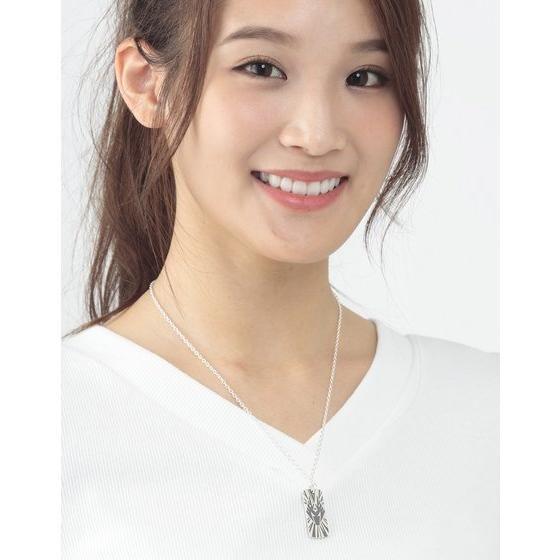仮面ライダー龍騎×haraKIRI silver925 ネックレス 龍騎&ナイト