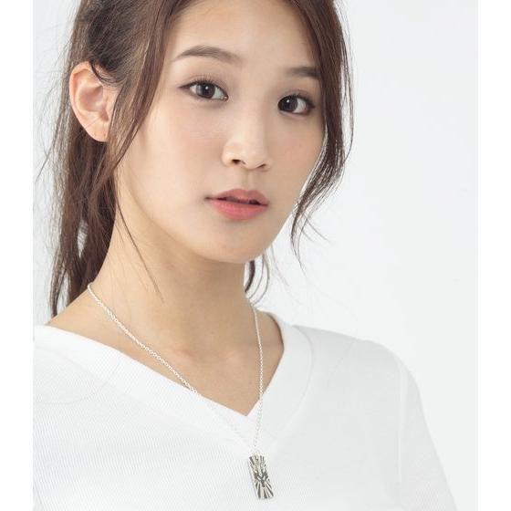 仮面ライダー龍騎×haraKIRI silver925 ネックレス リュウガ&王蛇