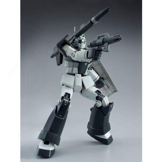 MG 1/100 ジム・キャノン (ホワイト・ディンゴ隊仕様)