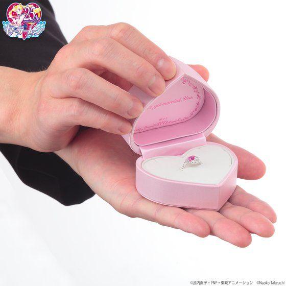 美少女戦士セーラームーン まもちゃんの婚約指輪(プラチナVer.)【2018年10月発送分】