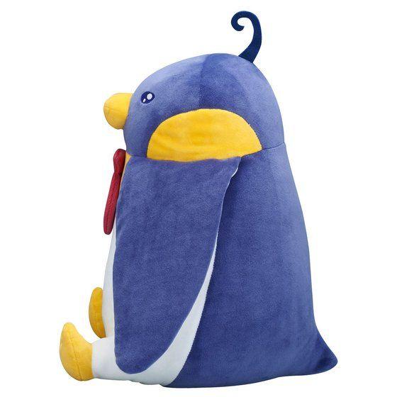 アイカツ!スタイル ペンギンのもちもちぬいぐるみクッション