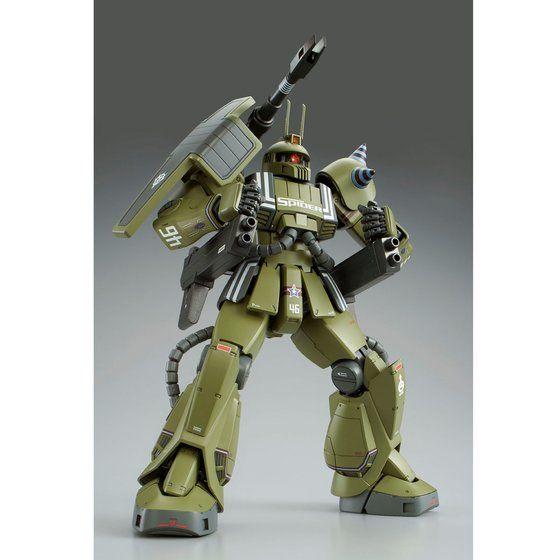 MG 1/100 ザク・キャノン (イアン・グレーデン専用機)