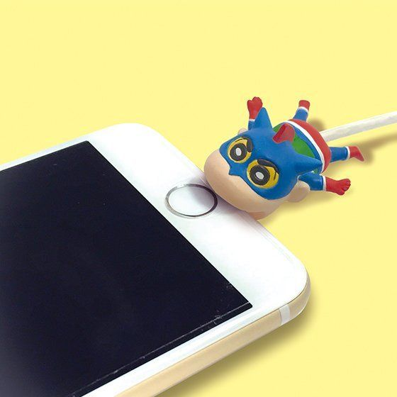 CABLE BITE クレヨンしんちゃん