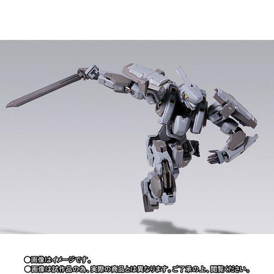 METAL BUILD ガーンズバック Ver.IV