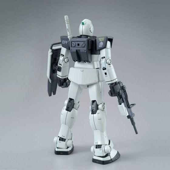 MG 1/100 ジム (ホワイト・ディンゴ隊仕様)【2次:2018年11月発送】