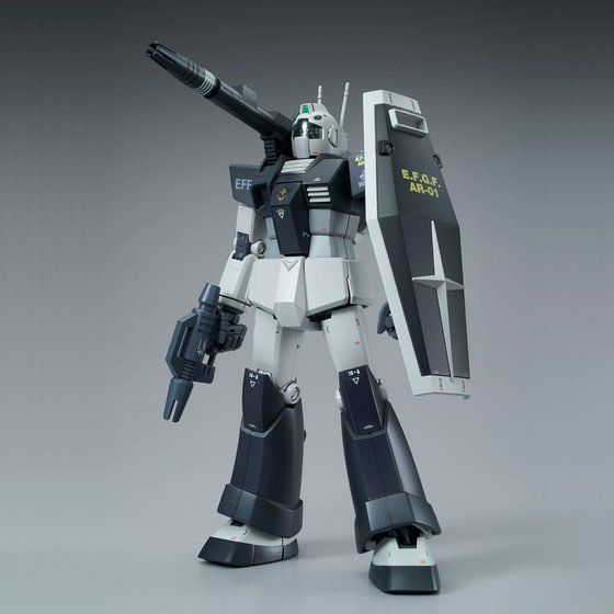 MG 1/100 ジム・キャノン (ホワイト・ディンゴ隊仕様)【2次:2018年11月発送】