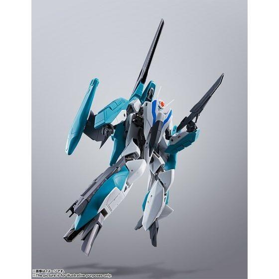 HI-METAL R VF-2SSバルキリーII+SAP(ネックス・ギルバート機)