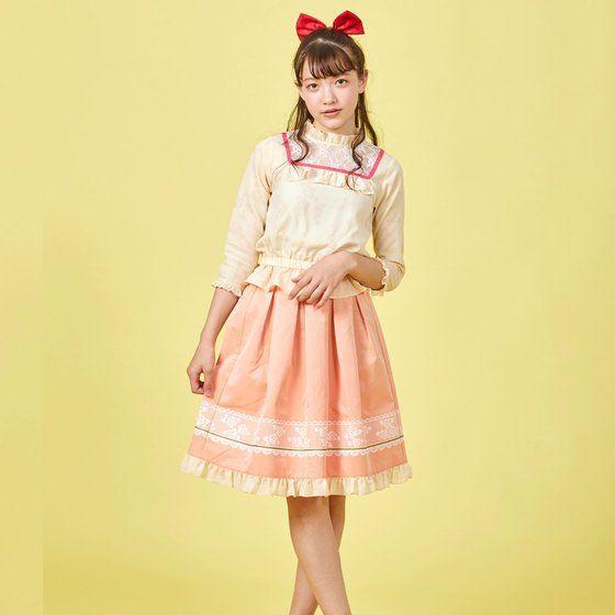 【単品販売】アイカツ!スタイル クラシカルアンジュ グレースシフォンスカート