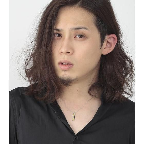 仮面ライダー555×MATERIAL CROWN 仮面ライダーカイザ イメージ ネックレス