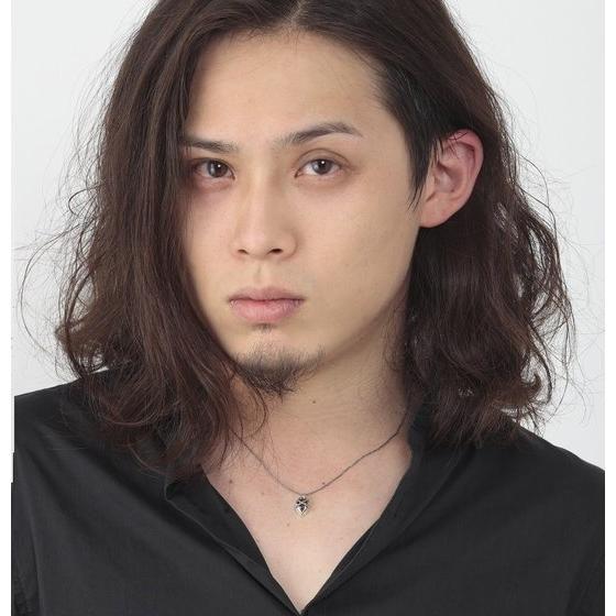 仮面ライダーキバ×MATERIAL CROWN 仮面ライダーキバ イメージ ネックレス