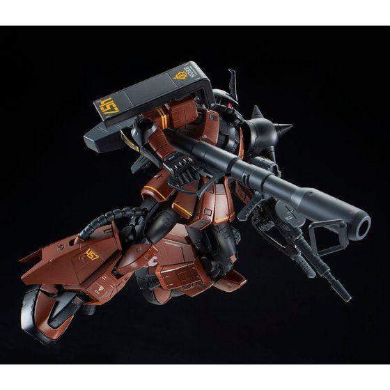 RG 1/144 ギャビー・ハザード専用ザクII