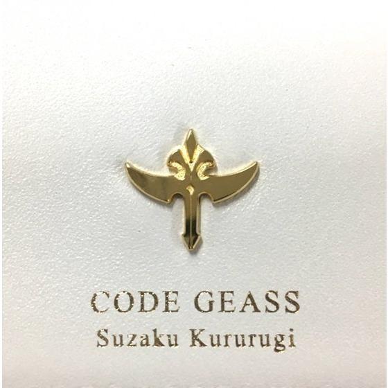 コードギアス 反逆のルルーシュ R2 名刺ケース スザク 【2018年10月発送】