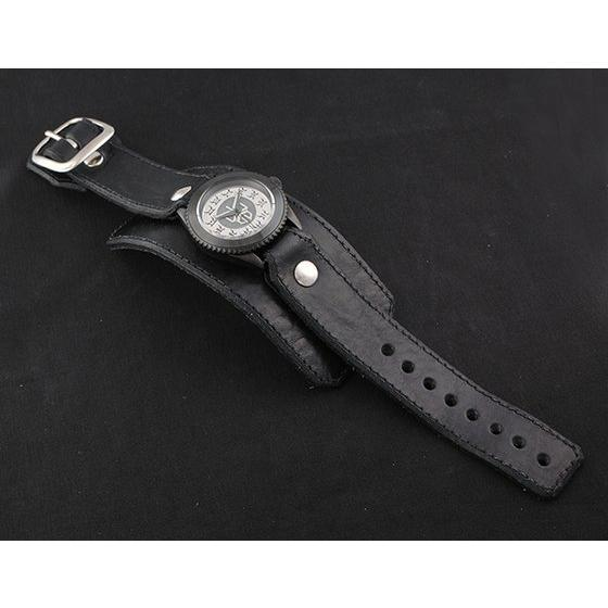 仮面ライダークウガ × Red Monkey designs Collaboration Wristwatch Silver925 High-End Model