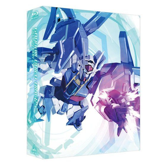ガンダムビルドダイバーズ Blu-ray BOX 2 [コレクターズ版]初回限定生産