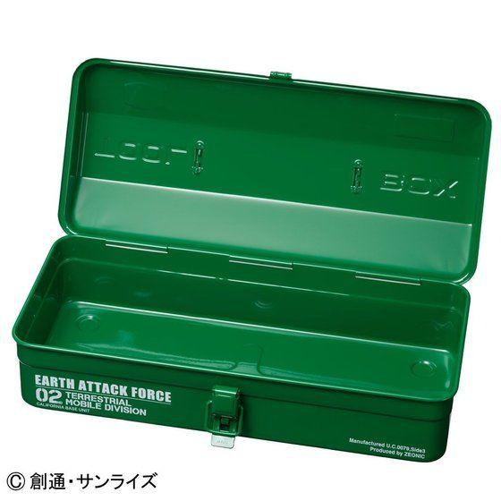 ジオン公国地球方面軍 ツールボックス【再販】