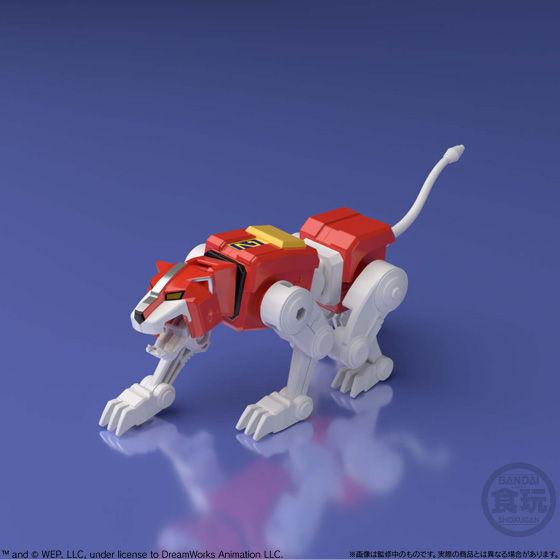 スーパーミニプラ 百獣王ゴライオン