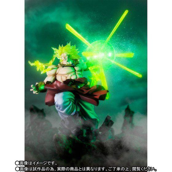 フィギュアーツZERO スーパーサイヤ人ブロリー -烈戦-【2次:2019年4月発送】