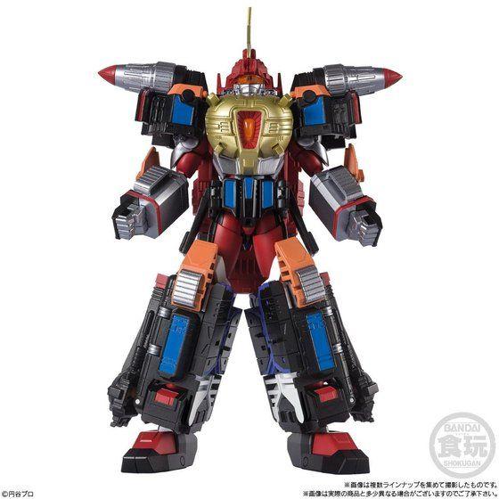 スーパーミニプラ 電光超人グリッドマン(4個入)