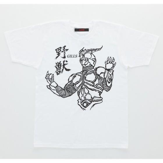 仮面ライダーアギト×haraKIRI ギルス Tシャツ