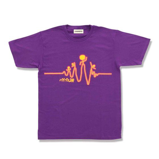 ウルトラマンR/B  UshioMinatoセレクトTシャツ バイブス派Tシャツ
