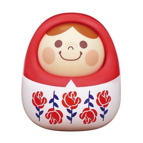 うなずきん FlowerFlower バラ