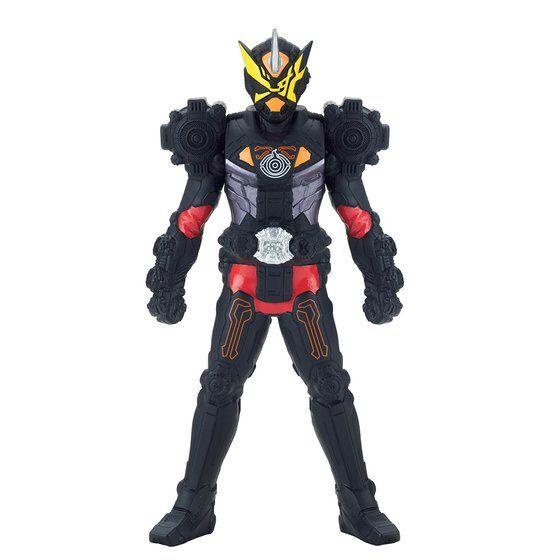 ライダーヒーローシリーズ04 仮面ライダーゲイツ ゴーストアーマー