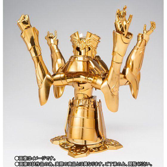 【開催記念商品】聖闘士聖衣神話EX ジェミニサガ&カノン 〜ORIGINAL COLOR EDITION〜 ※会場受け取り
