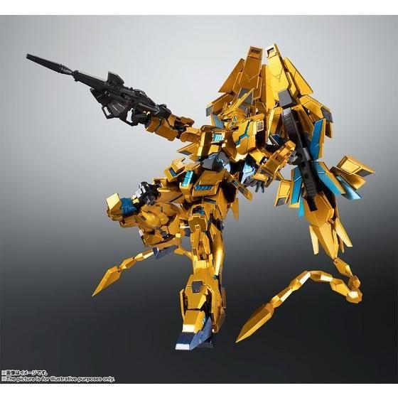 ROBOT魂 〈SIDE MS〉 ユニコーンガンダム3号機 フェネクス(デストロイモード)(ナラティブVer.)