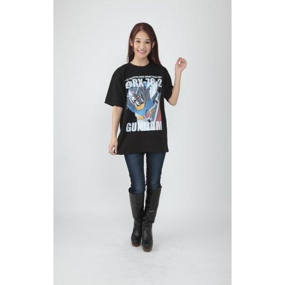 機動戦士ガンダム フルカラー Tシャツ RX-78-2 ガンダム【2018年9月発送】