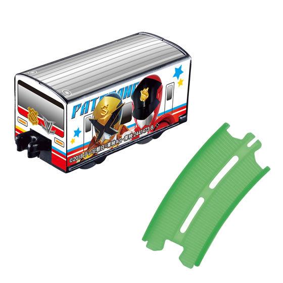 ルパンレンジャーVSパトレンジャー キャラレール02