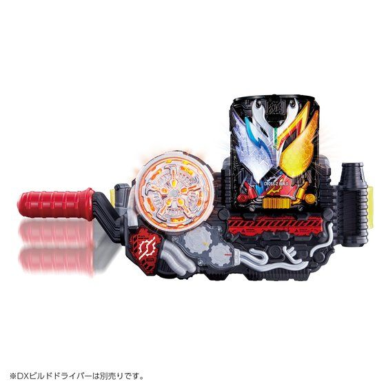 仮面ライダービルド DXクローズビルド缶【2次:2019年1月発送】