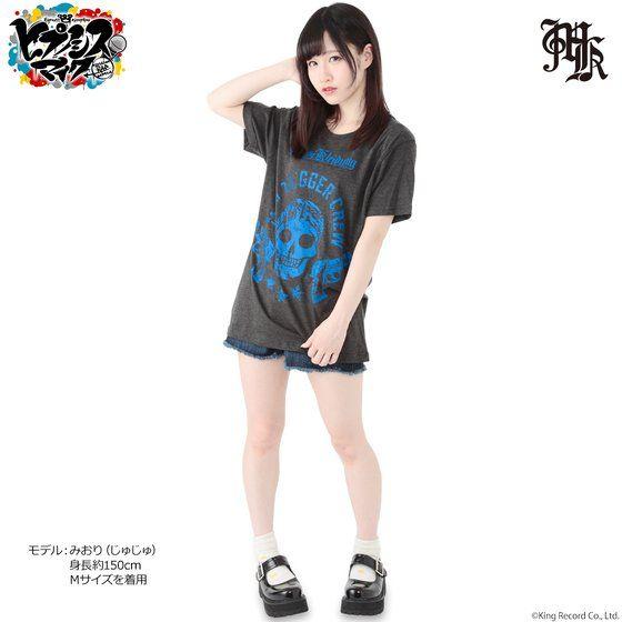 Musikleidung ヒプノシスマイク Tシャツ MAD TRIGGER CREW 【2次受注】