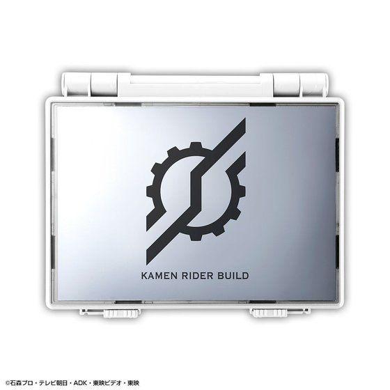 仮面ライダー ブットバソウル オフィシャルメダルホルダー —ビルド—