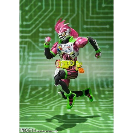 S.H.Figuarts 仮面ライダーエグゼイド アクションゲーマー レベル2 -20 Kamen Rider Kicks Ver.-