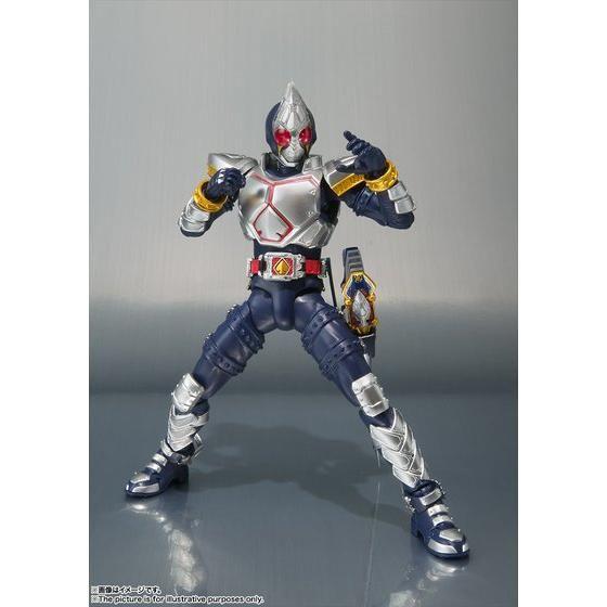 S.H.Figuarts 仮面ライダーブレイド -20 Kamen Rider Kicks Ver.-
