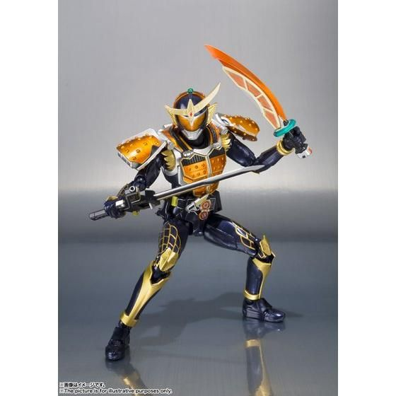 S.H.Figuarts 仮面ライダー鎧武 オレンジアームズ -20 Kamen Rider Kicks Ver.-