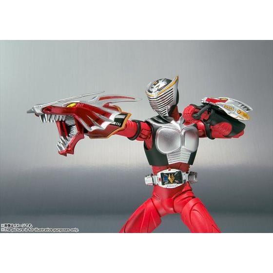 S.H.Figuarts 仮面ライダー龍騎 -20 Kamen Rider Kicks Ver.-