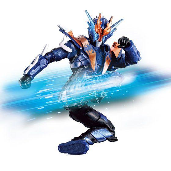 RKF レジェンドライダーシリーズ 仮面ライダークローズ